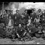Fiesta familiar Cusco 1930