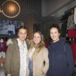 Viviana Haverbeck, Maria de los  Angeles Flaño y Francisca Parro